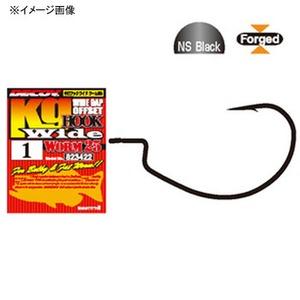 カツイチ(KATSUICHI) キロフックワイド ワーム 25