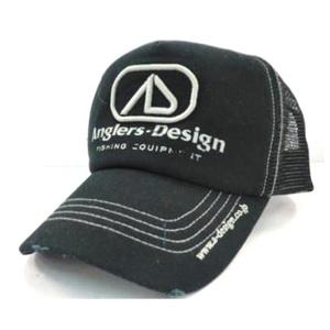 アングラーズデザイン(Anglers-Design)ダメージメッシュキャップ
