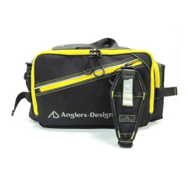 アングラーズデザイン(Anglers-Design) AD・ウエストバッグIII ADB-22YS ウエストバッグ型