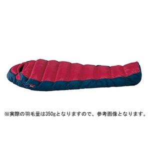 【送料無料】ナンガ(NANGA) オーロラライト350DX レギュラー RED