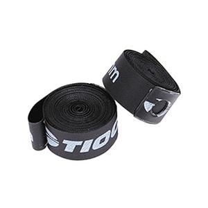 TIOGA(タイオガ) ナイロン リム テープ 2 本セット 20mm BLK(ブラック) TIF02100