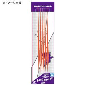 ハヤブサ(Hayabusa)無双真鯛 フリースライド カスタムシリコンネクタイ ロングストレート