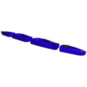 【送料無料】Point65(ポイント65) Murcury Tandem Blue