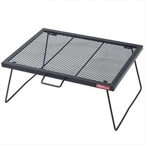 ウッドライン スチールワーク FDテーブル600  ブラック