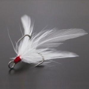 RYUGI(リューギ) フェザードピアストレブル HFP046 トリプルフック