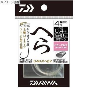 ダイワ(Daiwa) D-MAXへらV糸付 Pマルチ 4ハリ/0.5ハリス 07106772