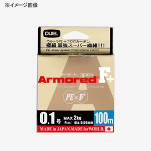 デュエル(DUEL) ARMORED F+ 150M H4006-GY