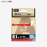 デュエル(DUEL) ARMORED F+ 200M H4011-GY オールラウンドPEライン