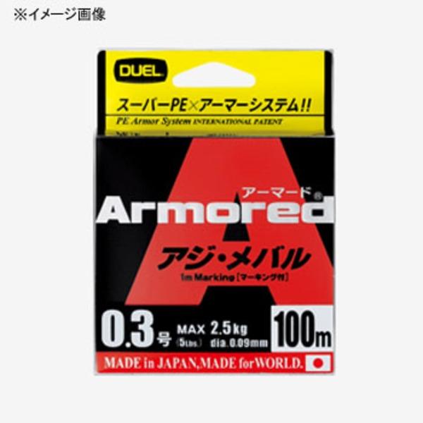 デュエル(DUEL) ARMORED アジ・メバル 100M H4026-MP ライトゲーム用PEライン