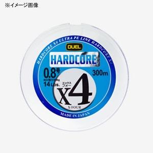 デュエル(DUEL) HARDCORE X4(ハードコア エックスフォー) 300m H3385