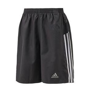 【送料無料】adidas(アディダス) AJP-DCM15 RSP ショーツ 7インチ Men's J/S (F84940)ブラックxホワイト