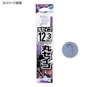 ささめ針(SASAME) 丸セイゴ 糸付 鈎16/ハリス5 白 AA201