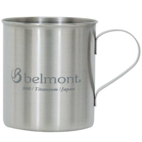 ベルモント(Belmont) チタンシングルマグ300 logo BM-305 チタン製マグカップ