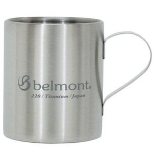 ベルモント(Belmont)チタンダブルマグ220 logo