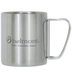 ベルモント(Belmont)チタンダブルマグ300FH logo