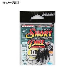 カツイチ(KATSUICHI) DECOY DJ-77 ショートパイク ジグ用アシストフック