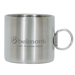 ベルモント(Belmont)チタンダブルマグ120リング付 logo