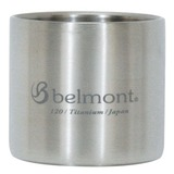 ベルモント(Belmont) チタンダブルフィールドカップ120 BM-330 チタン製マグカップ