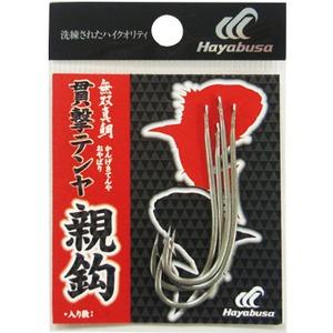 ハヤブサ(Hayabusa)無双真鯛 貫撃テンヤ親鈎