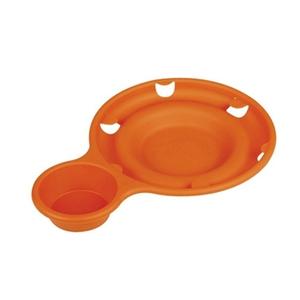 パール金属 行楽&パーティ マルチプレート3P D-229 メラミン&プラスティック製お皿