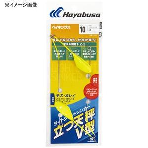 ハヤブサ(Hayabusa)ベイキングス ライトショットシンカー 立つ天秤V型
