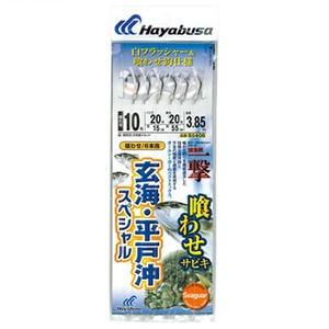 ハヤブサ(Hayabusa) 喰わせサビキ 玄海・平戸沖スペシャル SS406 仕掛け