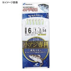 ハヤブサ(Hayabusa) 小アジ専科 夜光スキン HS250