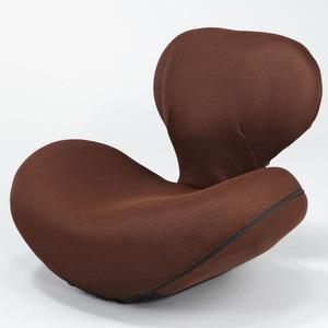 purefit(ピュアフィット) PF2300 ゆらゆら姿勢座椅子 ブラウン