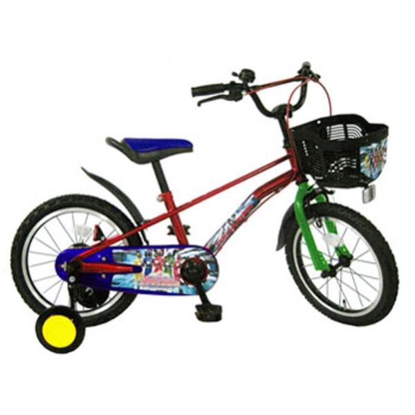 ジョイパレット(JoyPalette) 烈車戦隊トッキュウジャー 幼児車 16インチ YA-3303 幼児車&三輪車