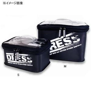 ドレス(DRESS) タックルクリアケース S ブラックxホワイト LD-OP-0970