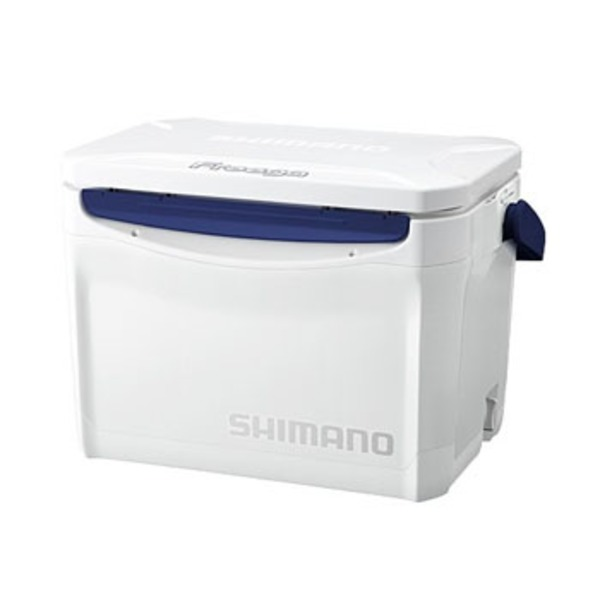 シマノ(SHIMANO) フリーガ ライト 260 LZ-026M ピュアホワイト フィッシングクーラー20~39リットル
