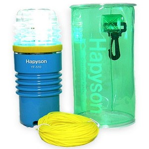 ハピソン(Hapyson) 乾電池式LED 水中集魚灯ミニ YF-510