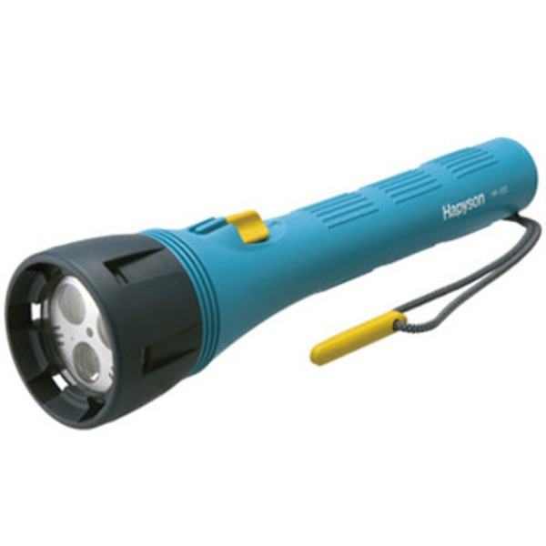 ハピソン(Hapyson) LED水中強力ライト 最大350ルーメン 単一電池式 YF-153 釣り用ライト