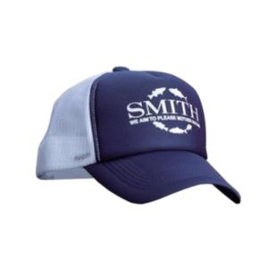 スミス(SMITH LTD) ホワイトメッシュキャップ ネイビー SM-WNAWH