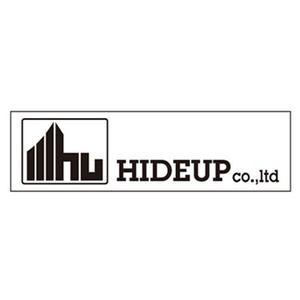 HIDEUP(ハイドアップ) HU ステッカー