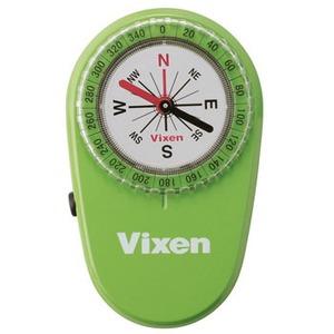 ビクセン(Vixen) LEDコンパス ライト付き 方位磁針 星空観察/オリエンテーション/ハイキング/登山 グリーン 43023