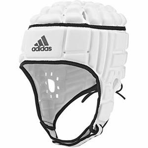 adidas(アディダス) ラグビー ヘッドガード XL (F41034)ホワイトxブラック AJP-WE614
