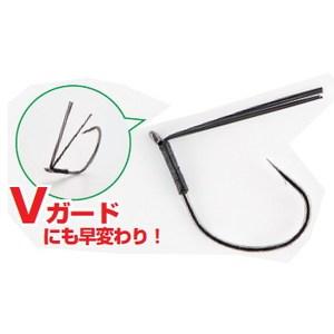カツイチ(KATSUICHI)DECOY ワーム 108 ボディーガードHD