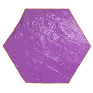 D.O.D(ドッペルギャンガーアウトドア)グランドシート(六角形タイプ)