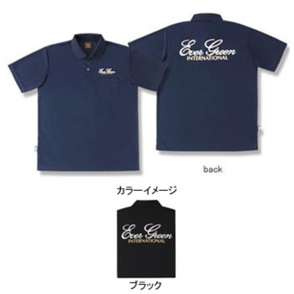 エバーグリーン(EVERGREEN) ドライポロシャツ Aタイプ(エバーグリーン) フィッシングシャツ