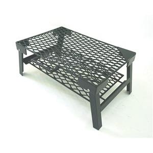 【送料無料】ネイチャートーンズ(NATURE TONES) The Rhombus Mesh Table S ブラック RM-S-B