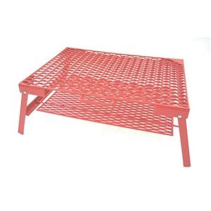 【送料無料】ネイチャートーンズ(NATURE TONES) The Rhombus Mesh Table M レッド RM-M-R
