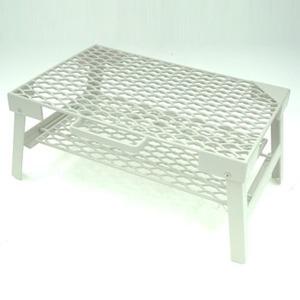 【送料無料】ネイチャートーンズ(NATURE TONES) The Rhombus Mesh Table S アイボリー RM-S-I