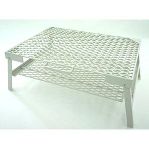 【送料無料】ネイチャートーンズ(NATURE TONES) The Rhombus Mesh Table M アイボリー RM-M-I