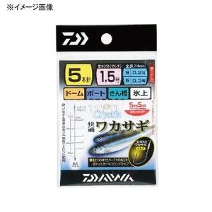 ダイワ(Daiwa) クリスティア 快適ワカサギ仕掛けSS マルチ 針2.0ハリス0.2 07114414