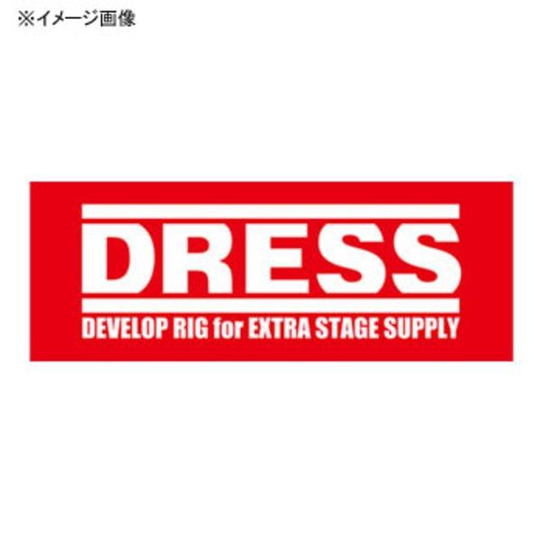 beb0d79253bc6 ドレス(DRESS) DRESS ロゴステッカー LD