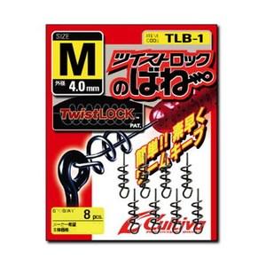 オーナー針 TLB-1 ツイストロックのばね M 72750