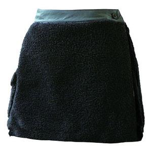 【送料無料】パールイズミ(PEARL iZUMi) W756-01 ボアスカート M-L ブラック W756-01M-L
