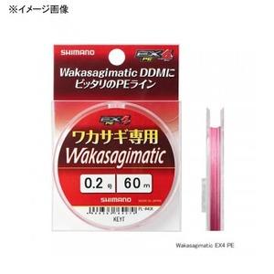 シマノ(SHIMANO) ワカサギマチック EX4 PE 60m PL-W40K 40083