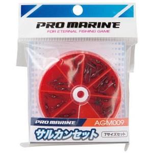 プロマリン(PRO MARINE) サルカンセット AGM009